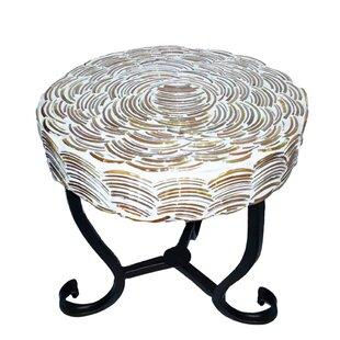 Petrick Mosaic Bistro Table by Bloomsbury Market Modern