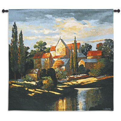 Fine Art Tapestries Cityscape, Landscape, Seascape Autumn Memories Tapestry