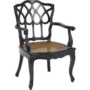 Cane Seat Armchair by AA Importing