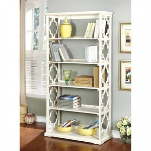 Longworth Substantial Etagere Bookcase