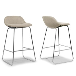 28 Bar Stool (Set of 2) Glamour Home Decor