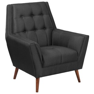 Bachman Upholstered Armchair by Ivy Bronx
