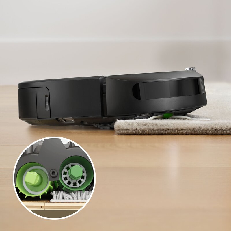 iRobot Roomba i7 7150 App-Controlled Self-Charging Robot Vacuum Brand New