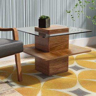 Shop For Belafonte End Table by Wade Logan