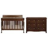 Kalani Convertible Standard Nursery Furniture Set