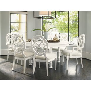Ivory Key 9 Piece Dining Set