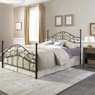 Inexpensive Madawaska Open-Frame Headboard and Footboard by Laurel Foundry Modern Farmhouse