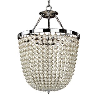 Glow Lighting Moscato 3-Light Urn Pendant