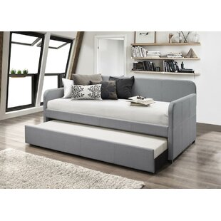 Compare Maple Twin Daybed with Trundle by Andover Mills Reviews (2019) & Buyer's Guide