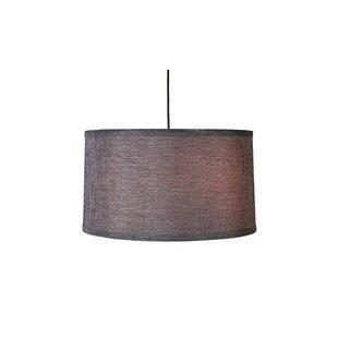 Ebern Designs Thornbury 1-Light Drum Pendant