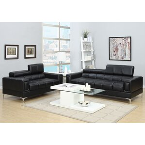 Modern Black Living Room Sets AllModern