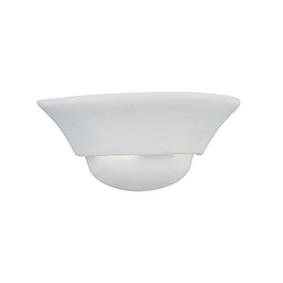 Price Check 1-Light Wall Sconce By Designers Fountain