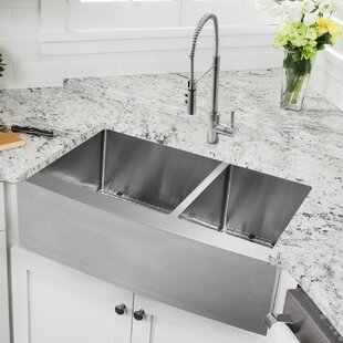 Apron Front Sink Wayfair