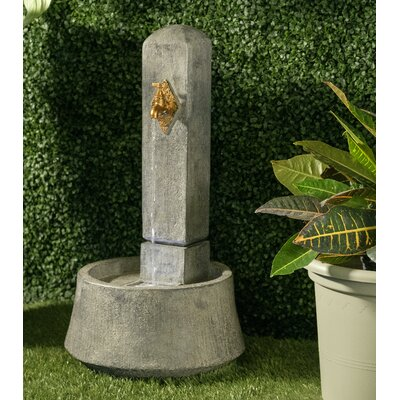 Image of Harpeth Fountain with Pump Alfresco Home