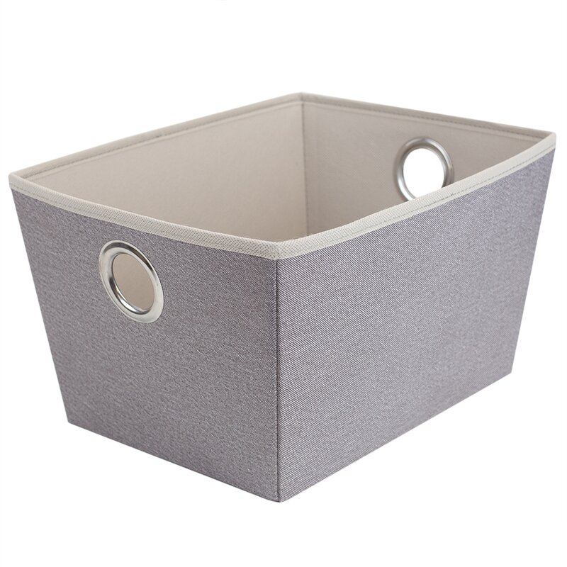 Non-Woven Open Strap Fabric Basket