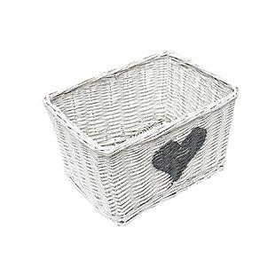 Wicker Basket (Set Of 2) By Brambly Cottage