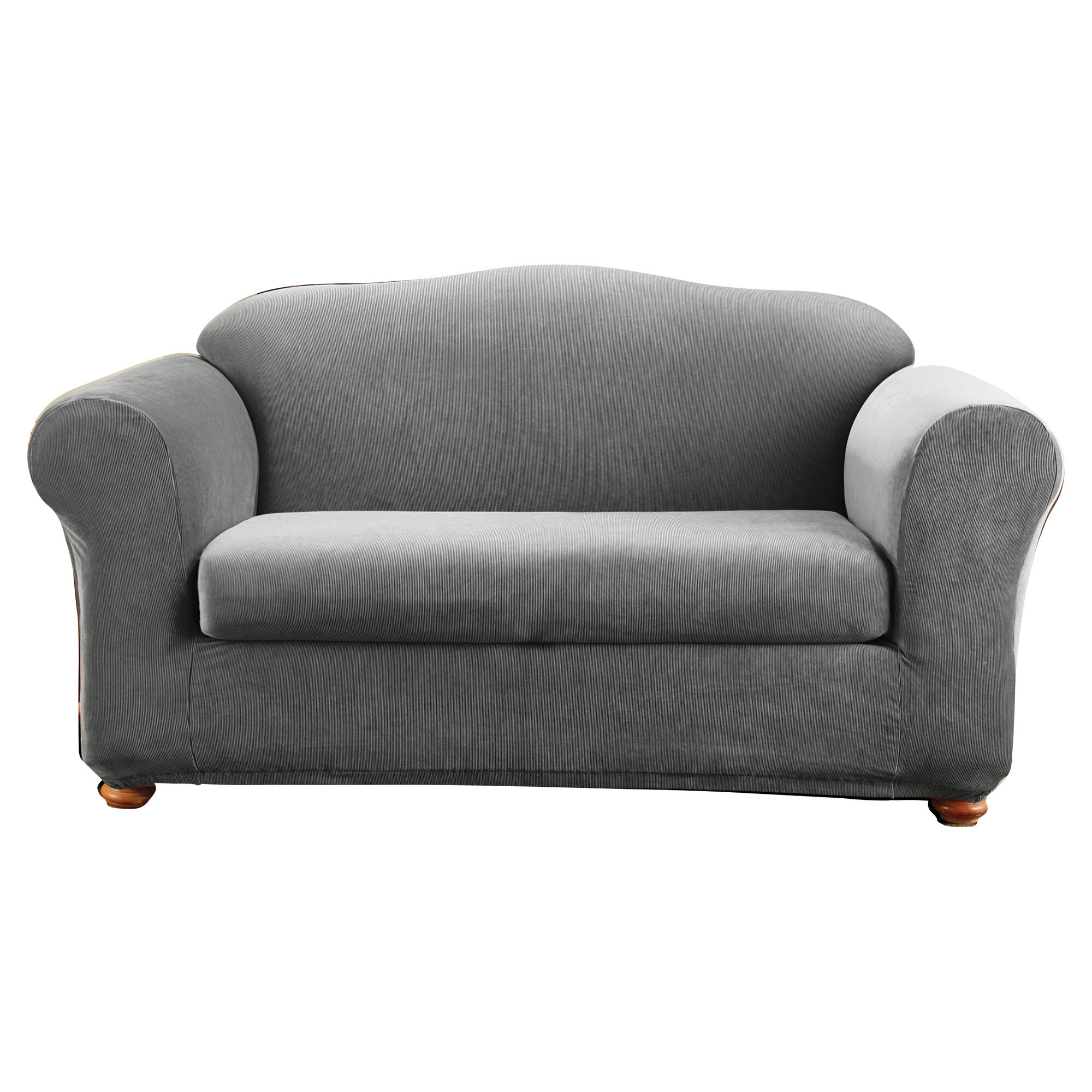 grey set dark slipcover linen and modern pictures loveseat in sofa gray ideas dreaded slipcoverdark ashmont
