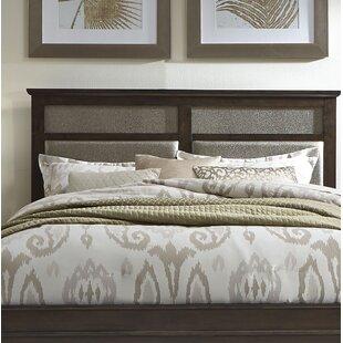 Mercer41 Larocco Upholstered Panel Bed