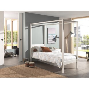 Elkins Four Poster Bed Frame By Isabelle & Max