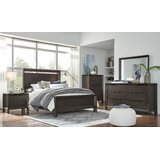 Tahsin Platform Solid Wood Configurable Bedroom Set by Red Barrel Studio