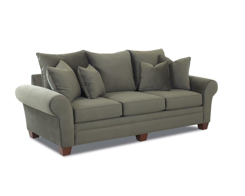 klaussner vaughn sofa klaussner furniture simms sofa wayfair