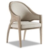 Affinity Upholstered Dining Chair by Hooker Furniture