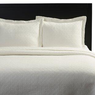 Antoine Cotton Reversible Quilt Set