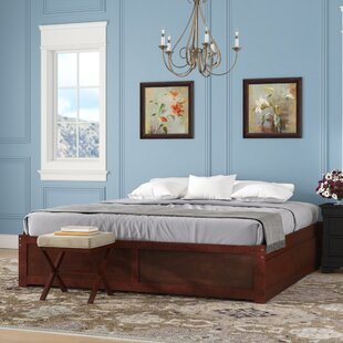 Best Price Mackenzie King Storage Platform Bed by Andover Mills Reviews (2019) & Buyer's Guide