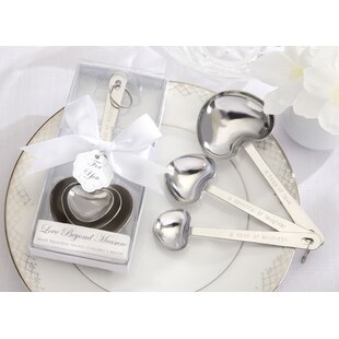 3-Piece Stainless Steel Measuring Spoon Set (Set of 10) ByLe Prise