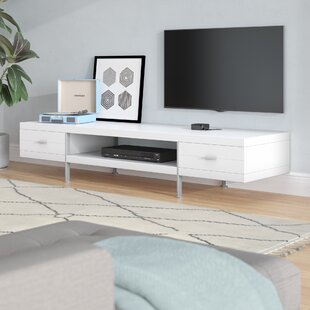 Best Price Nichole TV Stand for TVs up to 78 by Wade Logan Reviews (2019) & Buyer's Guide