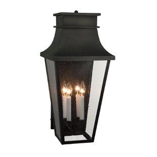 Judi 4-Light Outdoor Wall Lantern