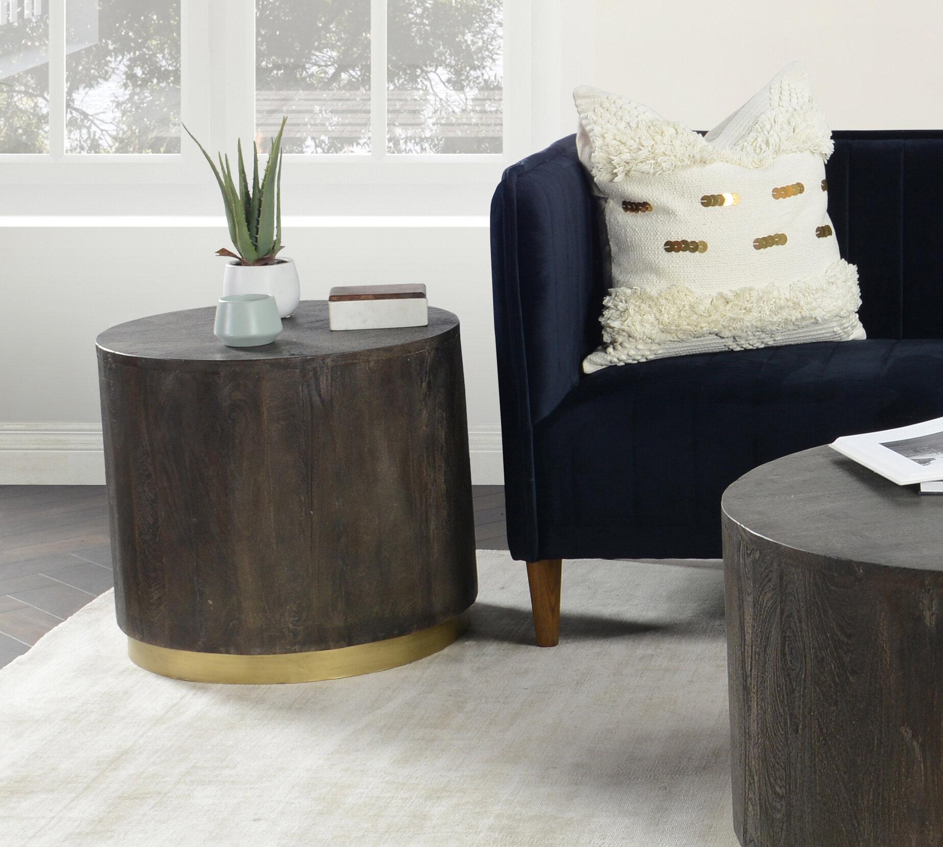 Foundry Select Almodovar End Table Reviews Wayfair