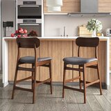 Denby 24 Counter Stool (Set of 2) by George Oliver