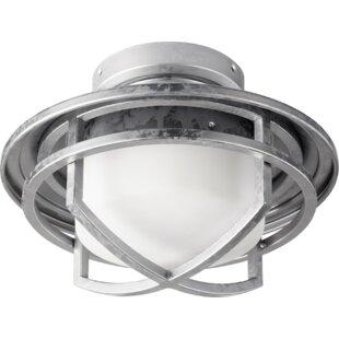 1-Light Globe Ceiling Fan Light Kit