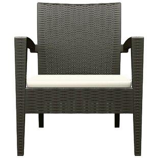 Mercury Row Kassiopeia Indoor/Outdoor Chair Cushion (Set of 2)