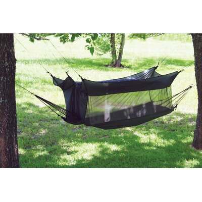 Avenelle Wilderness Canvas And Nylon Camping Hammock by Freeport Park Herry Up