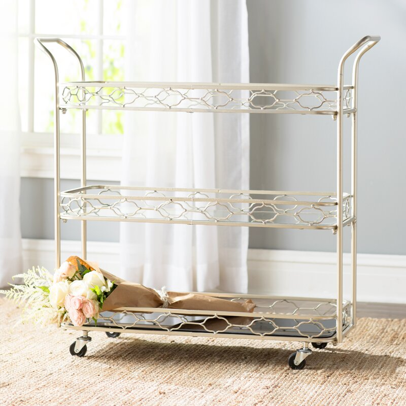Gaume Bar Cart. French Country Furniture Finds. Because European country and French farmhouse style is easy to love. Rustic elegant charm is lovely indeed.