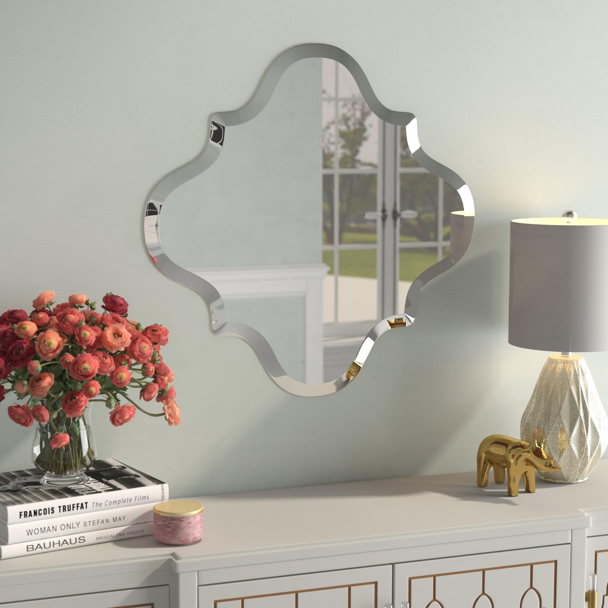 Willa Arlo Interiors Egor Accent Mirror Reviews Wayfair