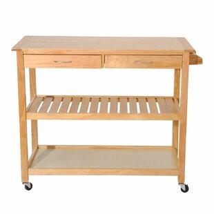 Rupert 3 Tier Kitchen Cart by Millwood Pines