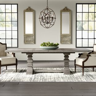 Devers Extendable Dining Table by Greyleigh Herry Upt