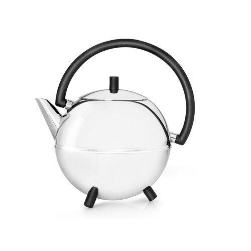 Teekanne Duet Design aus Edelstahl ClearAmbient Farbe: Silber   Küche und Esszimmer > Kaffee und Tee   ClearAmbient