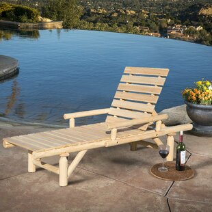 Millwood Pines Veatch Reclining Chaise Lounge