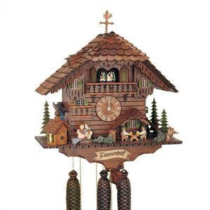 Unusual Cuckoo Clocks cuckoo clocks you'll love | wayfair