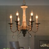 Wrought Iron Ophelia Co Chandeliers You Ll Love In 2021 Wayfair