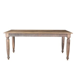 Best Price Parrish Solid Wood Dining Table By Birch Lane™
