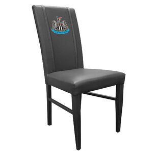 Newcastle United Primary Logo Upholstered Dining Chair
