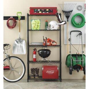 Supreme 5 Shelf Shelving Unit Starter