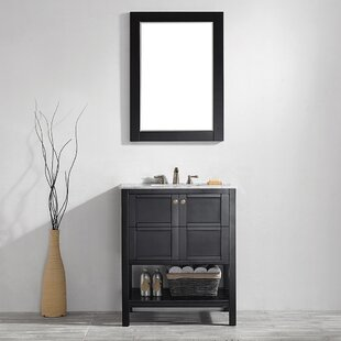 Caldwell 30 Single Bathroom Vanity Set