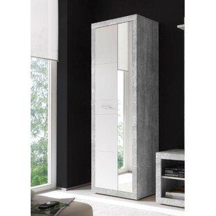 Windbrook 2 Door Wardrobe By Ebern Designs