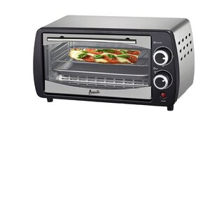 0.3 Cu. Ft. Portable Countertop Oven